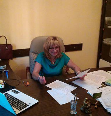 адвокат зелінська